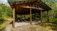 Camp Impeesa Osprey Picnic Shelter