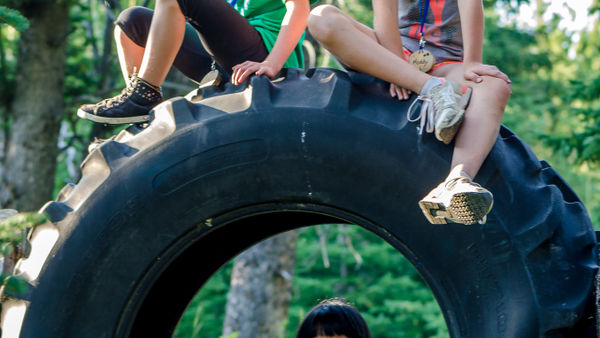 Camp Impeesa Having a wheel good time!