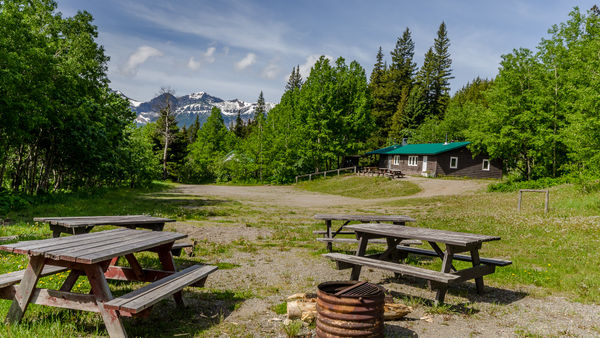 Camp Impeesa Skookum Village