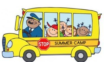 Summer Camp: Bus Status - July 22, 2018