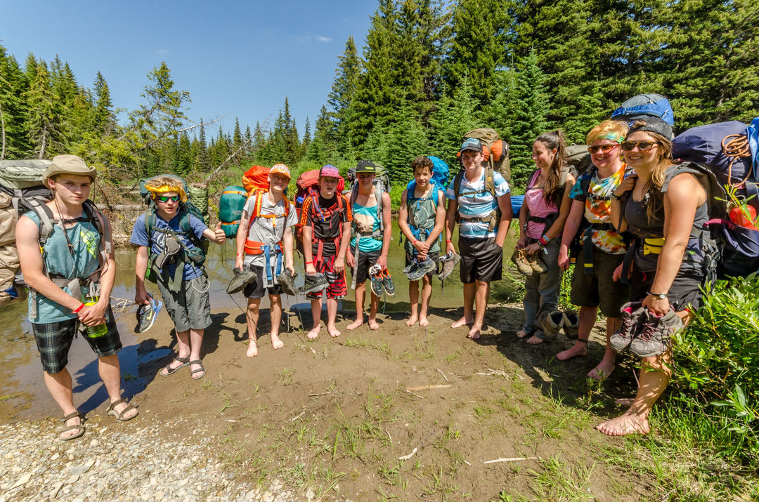 Summer Camp for Kids and Teens in Alberta   Camp Impeesa